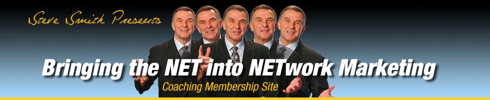 Bringing The Net into Network Marketing